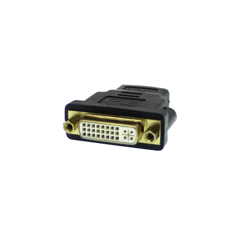 Αντάπτορας HDMI αρσενικό σε DVI-I θηλυκό OEM