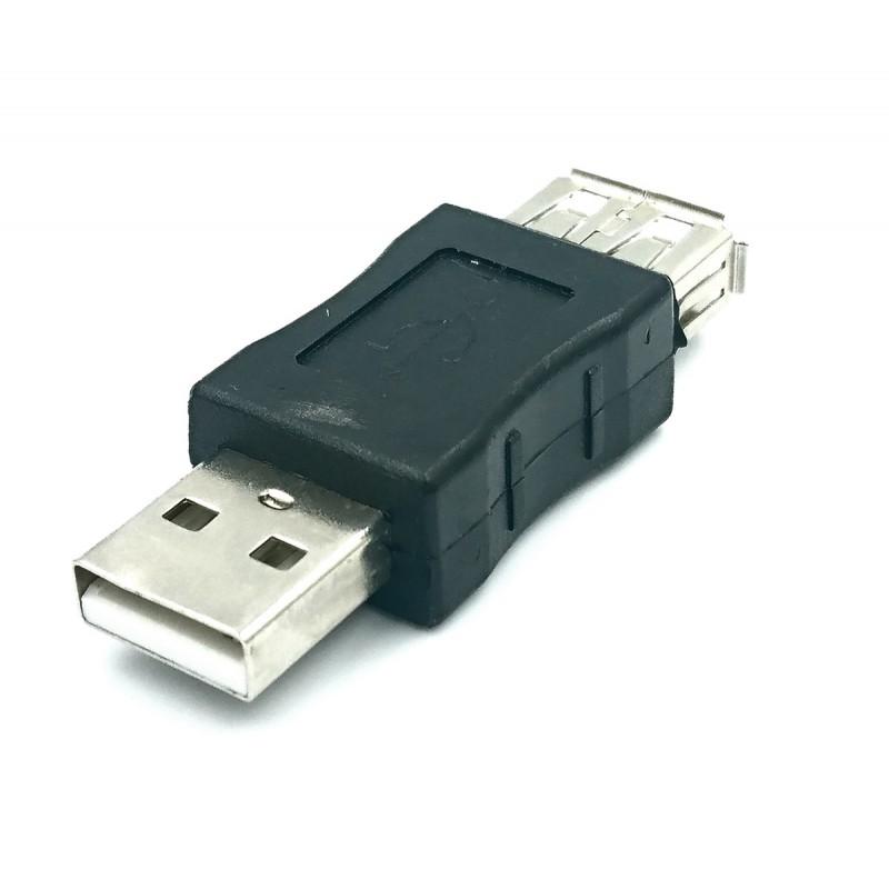 Usb 2.0 αντάπτορας αρσενικό σε θηλυκό OEM USB ee3616