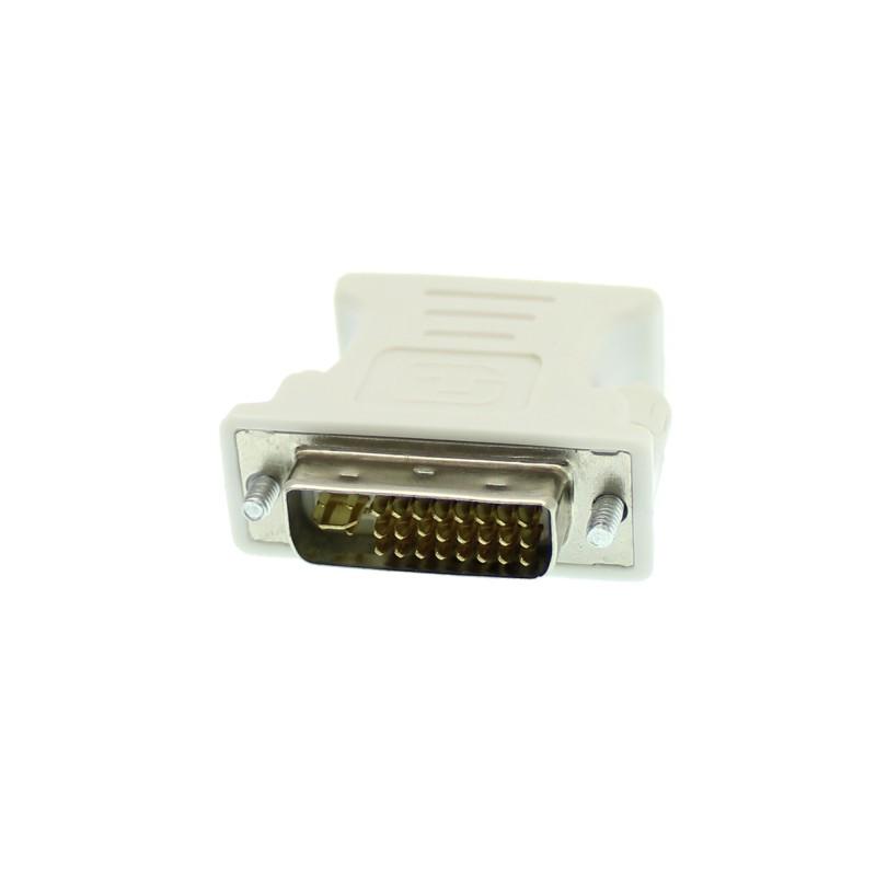 Αντάπτορας DVI-I αρσενικό σε VGA θηλυκό OEM