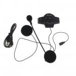 Ασύρματα ακουστικά (ενδοεπικοινωνίας) για κράνος μηχανής wireless earphone Q-L028 ANDOWL