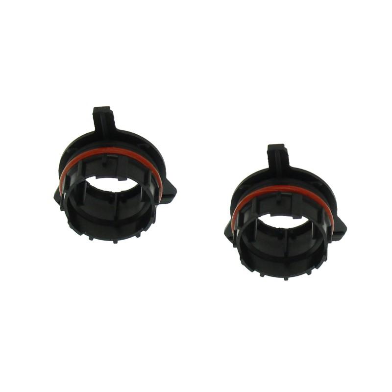 Αντάπτορας για LED λάμπες Η7 2 τεμαχίων συμβατός με BMW E39-1 /Mercedes- Benz SLK TK-124 OEM
