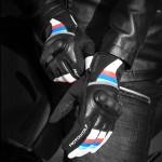 Αδιάβροχα καλοκαιρινά γάντια μηχανής με προστασία στις αρθρώσεις XXL μπλε Motowolf MDL0308