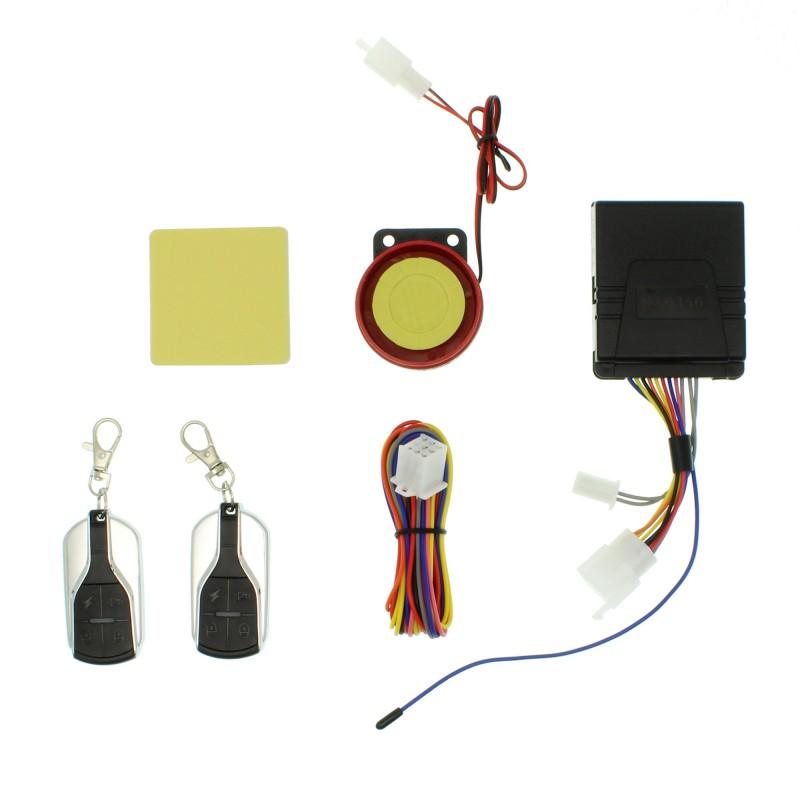 Συναγερμός Μοτοσυκλέτας Alarm System Okazaki Αντικλεπτικά ee1417