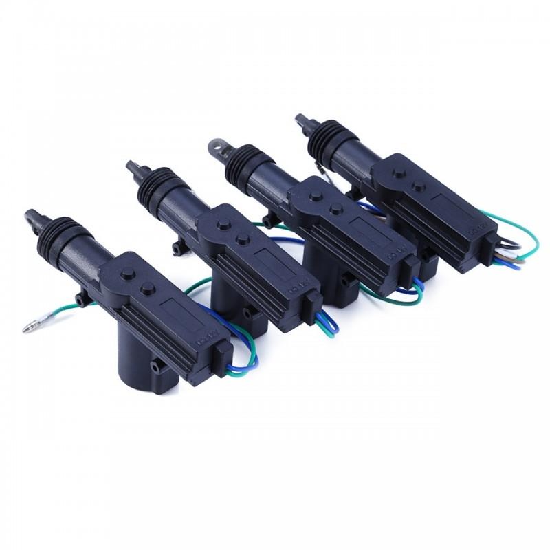 Σύστημα κεντρικού κλειδώματος με 4 ενεργοποιητές OEM Αντικλεπτικά ee3636