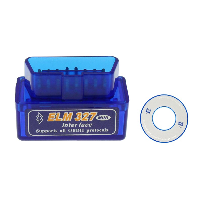 Διαγνωστικό αυτοκινήτου Bluetooth V2.1 OBD2 Mini ELM327 OEM