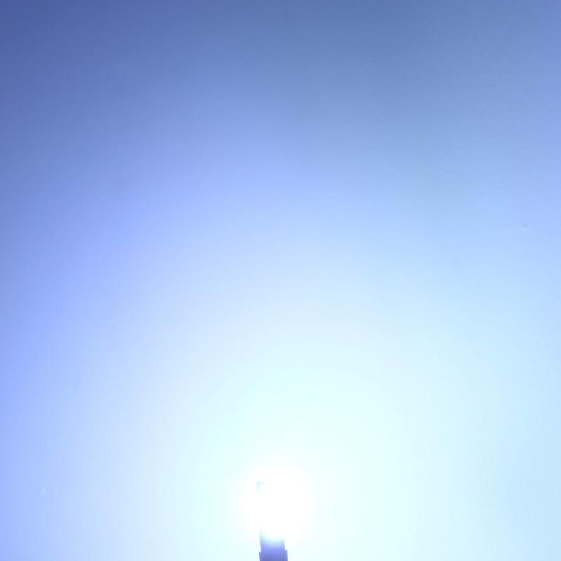 H1 LED φώτα ημέρας 24 SMD 12V/24V 6500K ψυχρό λευκό 2 τεμ. OEM