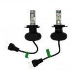 H4 S1 LED Headlight CSP 12V/24V 2 X 25W (50W 8000LM) IP65