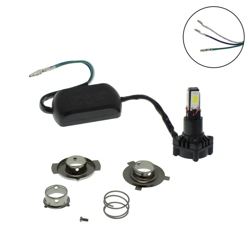 H4 12V~24V LED moto 3500LM IP65 OEM H-4 ee2680