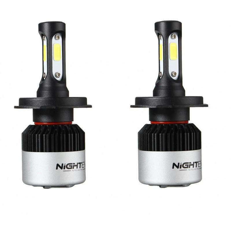 H412V/24V LED ( 72W 9000LM ) 6500K IP68 A315 S2 NIGHTEYE 2 X 36W