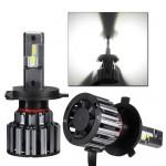 H4 LED 12V/24V (70W 12000LM) 6000K IP68 A397F03NOVSIGHT2 x 35W