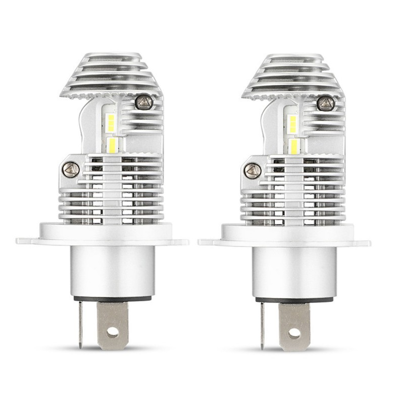 H4 LED 12V (40W 8000LM) 6000K IP68 A500N36NOVSIGHT2 x 20W