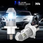 H4 LED 12V 40W 8000LM 6000K IP68 A500N36NOVSIGHT2 x 20W 2 έτη εγγύηση