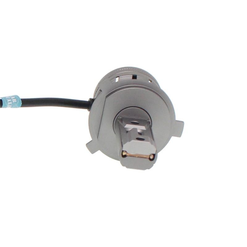 H4 LED 9-32V 120W 22000LM 6500K IP68 A500 N37 NOVSIGHT 2 x 60W