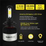 H79-32V LED IP68 ( 72W 9000LM ) 6500K A315 S2 NIGHTEYE H-7 ee3101
