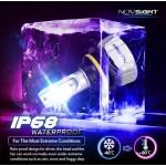 H7 LED 12V/24V (50W 10000LM) 6500K IP68 A500 N15 NOVSIGHT 2 X 25W