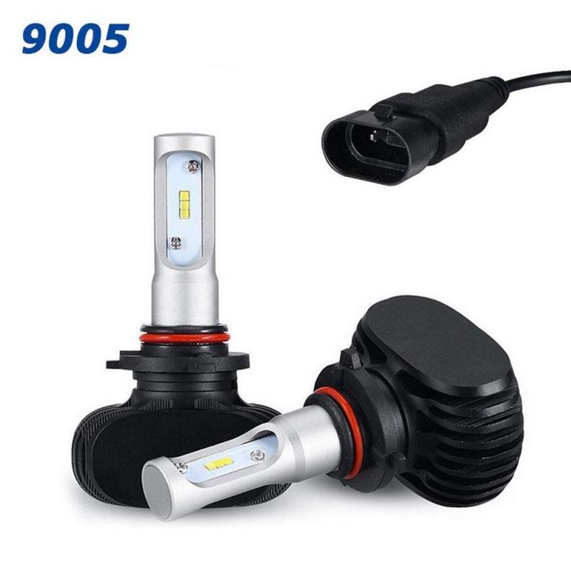 HB3 9005 LED 12V/24V (50W 8000LM) 6500K IP68 A315 S1 NIGHTEYE 2 X 25W