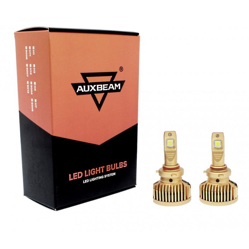 9005 GT Series LED φώτα πορείας 12V/24V 2x45W (90W 9000LM) 6500K AUXBEAM
