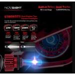 HB3 9005 LED 12V/24V 2 x 30W (60W 10000LM) 6500K IP68 A381 N6NOVSIGHT