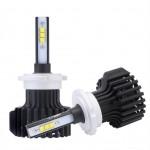 2 X 30W D1 φώτα LED αυτοκινήτου 12V/24V IP68 Headlight (60W 8400LM) 6000K NOVSIGHT A365 N3 Φώτα Πορείας ee2920