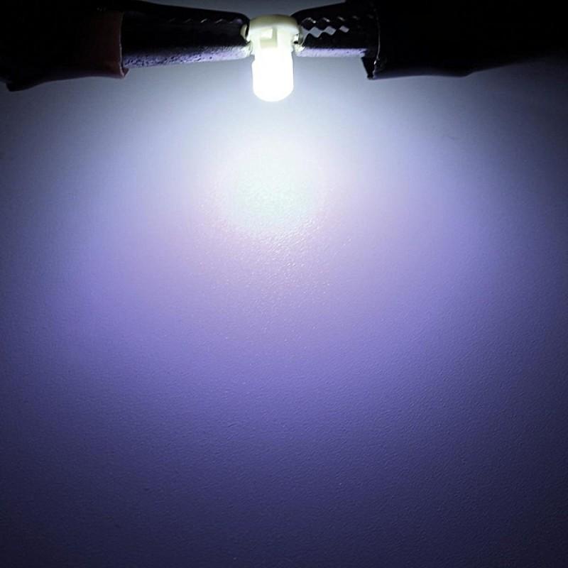 LED T3 1 SMD 12 V για όργανα αυτοκινήτου 1 τεμ. λευκό ΟΕΜ Για όργανα ee2955