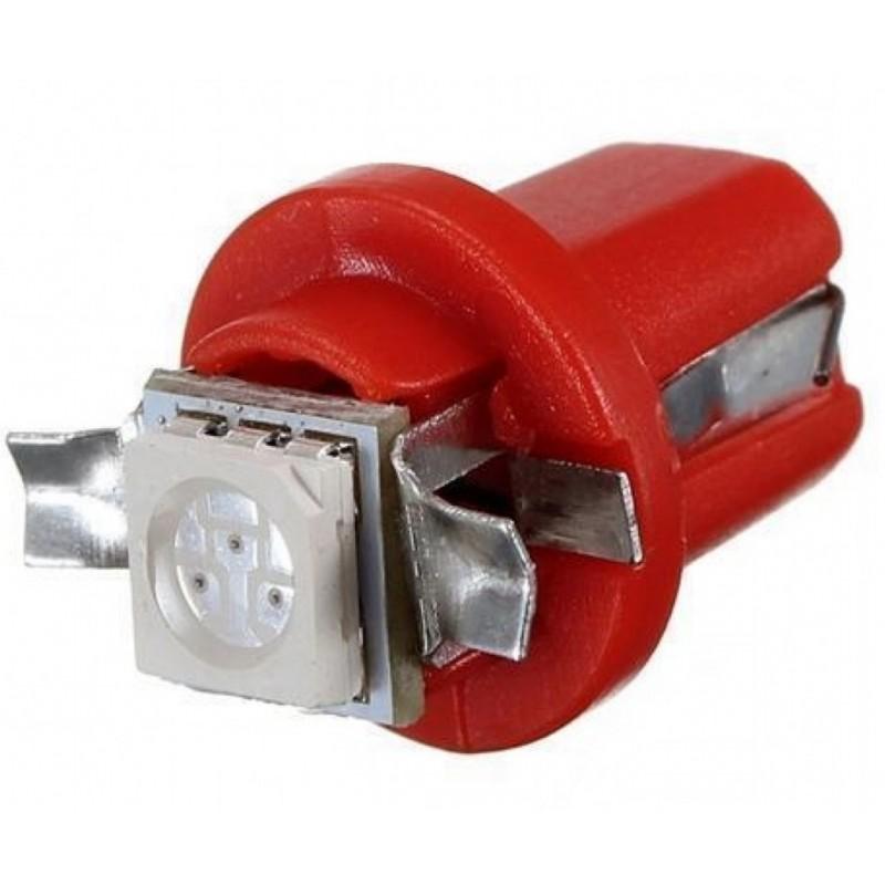 LED για όργανα αυτοκινήτου T5 B8.5D Κόκκινο 1 τεμ. OEM Για όργανα ee3464