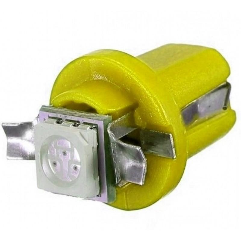 LED για όργανα αυτοκινήτου T5 B8.5D Κίτρινο 1 τεμ. OEM Για όργανα ee3468
