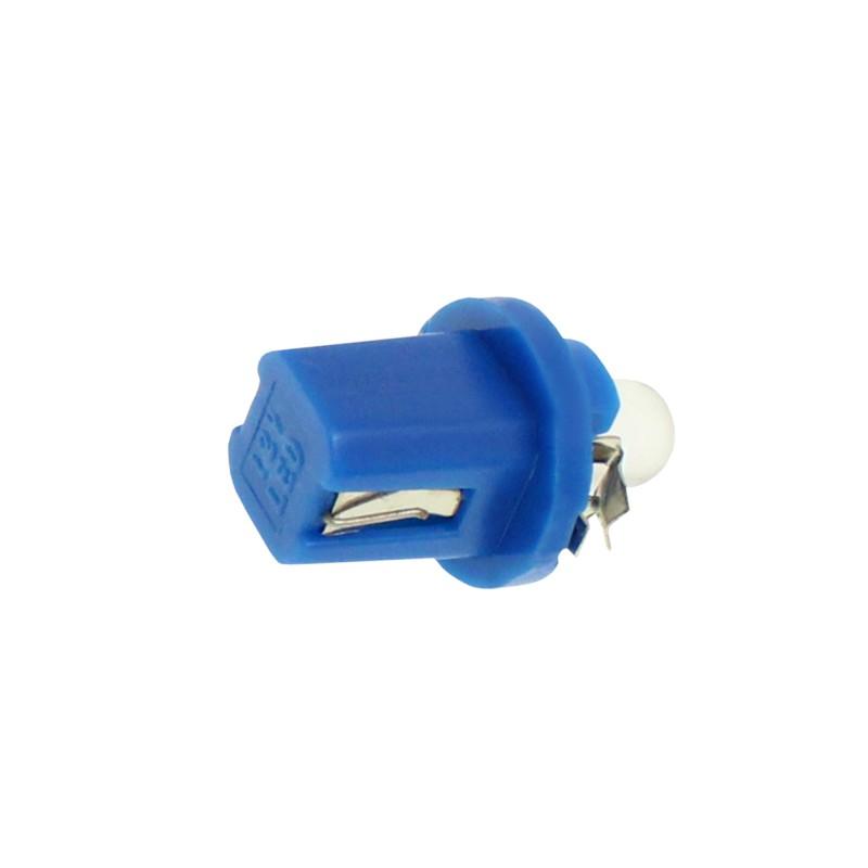 LED T5 B8.5D 12V για όργανα αυτοκινήτου μπλε 1 τεμ. ΟΕΜ