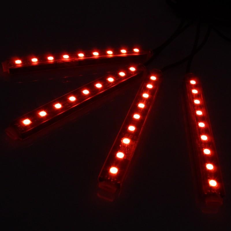 Διακοσμητικά LED RGB panel αυτοκινήτου OEM LED Gadget ee1961