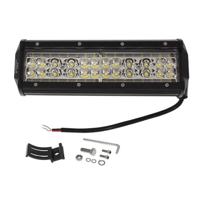 Αδιάβροχος προβολέας LED μπάρα combo 23.2cm 168W 56 SMD 9-36V 12000LM 6000K IP67 για βάρκες/τρακτέρ/φορτηγά/αυτοκίνητα OEM