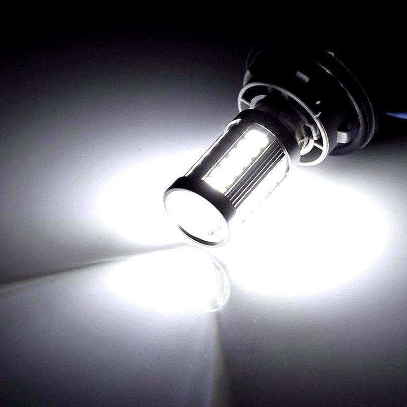 Μονοπολική λάμπα LED 1156 5630 33 SMD 9W 12V ψυχρό λευκό 1 τεμ. OEM