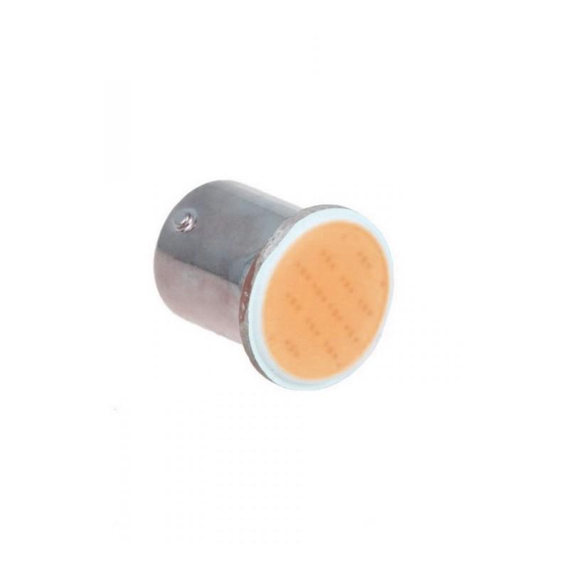 Μονοπολική λάμπα LED Canbus COB 1156 BA15S 1 τεμ. ροζ OEM