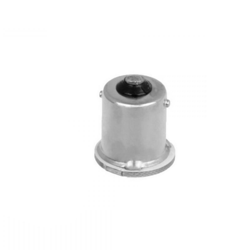 Μονοπολική λάμπα LED Canbus COB 1156 BA15S 1 τεμ. πορτοκαλί OEM