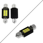 C5W LED Canbus πλαφονιέρας (σωλήνας) 36mm 12V 6 smd 6500K ψυχρό λευκό 1 τεμ. OEM