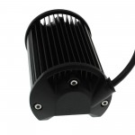 LED αδιάβροχος προβολέας μπάρα διασποράς 13cm 36W 24 SMD 9-36V 3240LM 6000K IP67 για βάρκες τρακτέρ φορτηγά αυτοκίνητα OEM