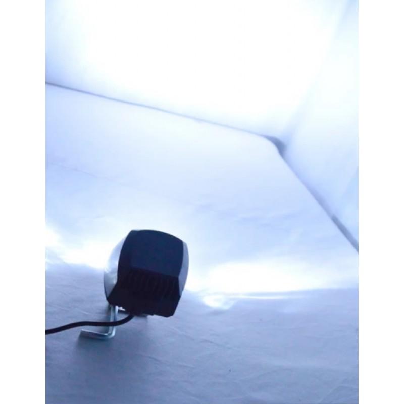 Αδιάβροχος προβολέας μοτοσυκλέτας 20W 12V LED COB 1800LM 6000K IP65 1 τεμ. A06-X OEM Προβολείς ee3801