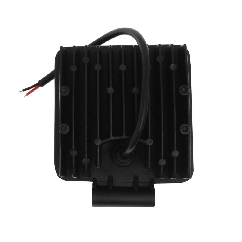 LED αδιάβροχος προβολέας διασποράς 10.6 cm πάχος 5.7 cm 48W 16 SMD 9-36V 4800LM 6000K IP67 για βάρκες τρακτέρ φορτηγά αυτοκίνητα ΟΕΜ