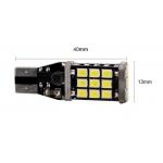 T10 W16W 21SMD 2835 LED 700 LM 7W 12V 1 τεμ. OEM T10 ee2438