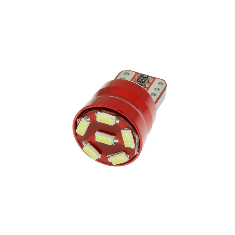 T10 6 SMD Canbus 5630 5W W16W 1 τεμ. OEM T10 ee2538