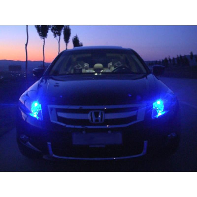 T10 2 LED W5W W16W 12V cob μπλε 1 τεμ. ΟΕΜ T10 ee3457