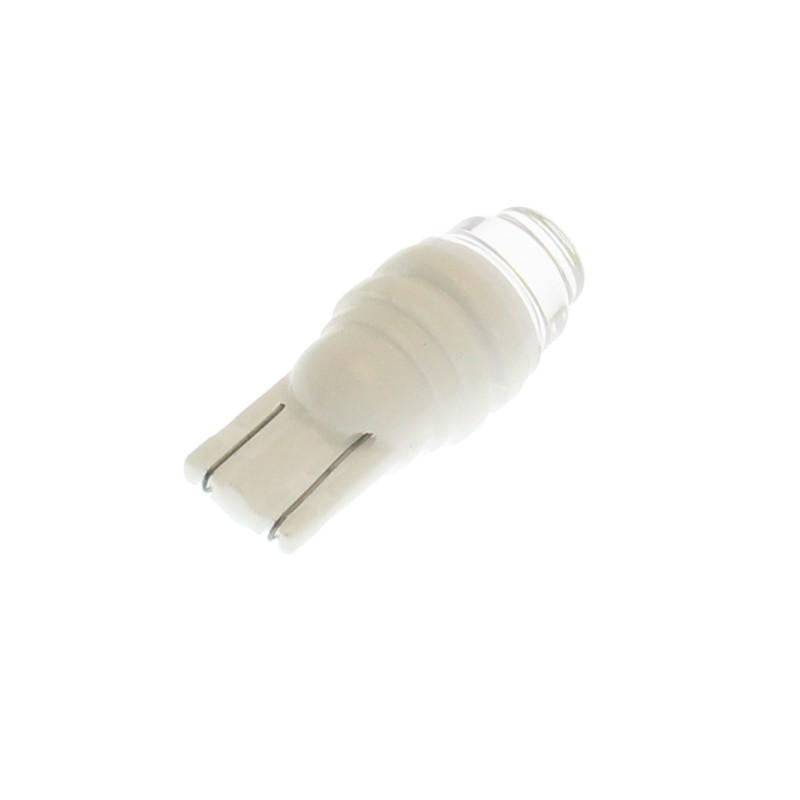 Κεραμική T10 W5W W16W 2 SMD 1W 12V ψυχρό λευκό 1 τεμ. ΟΕΜ T10 ee3768