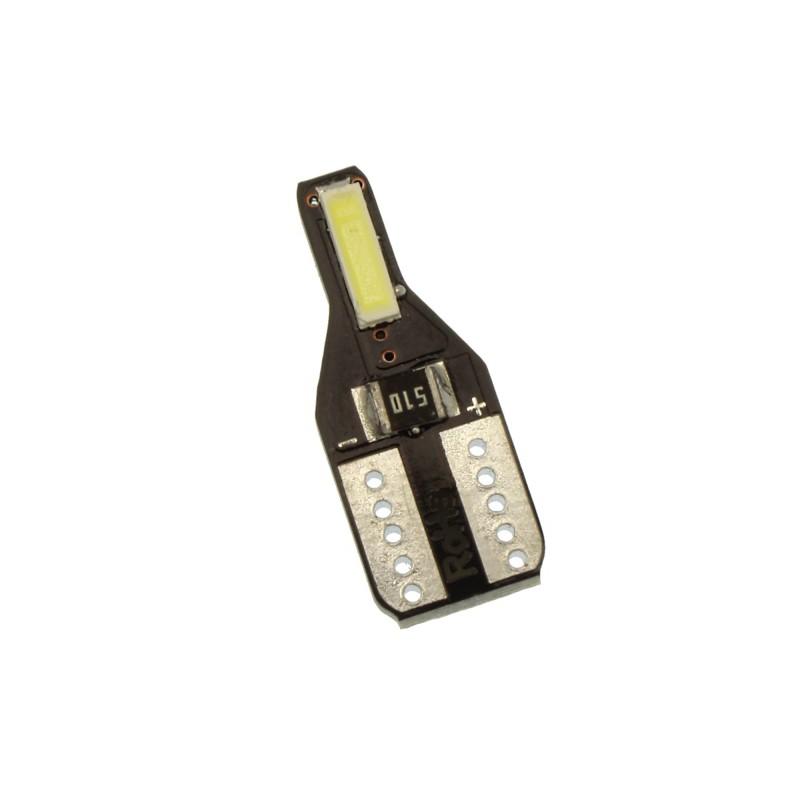 T10 LED 7020 2 CHIPS W5W 12V 6000K 90LM IP65 λευκό 1 τεμ. ΟΕΜ
