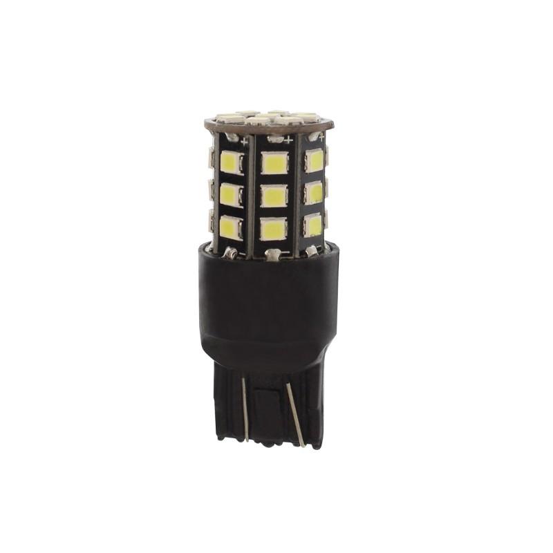 T20 LED διπολική 33 SMD 12V 2W 6000K ψυχρό λευκό 1 τεμάχιο ΟΕΜ