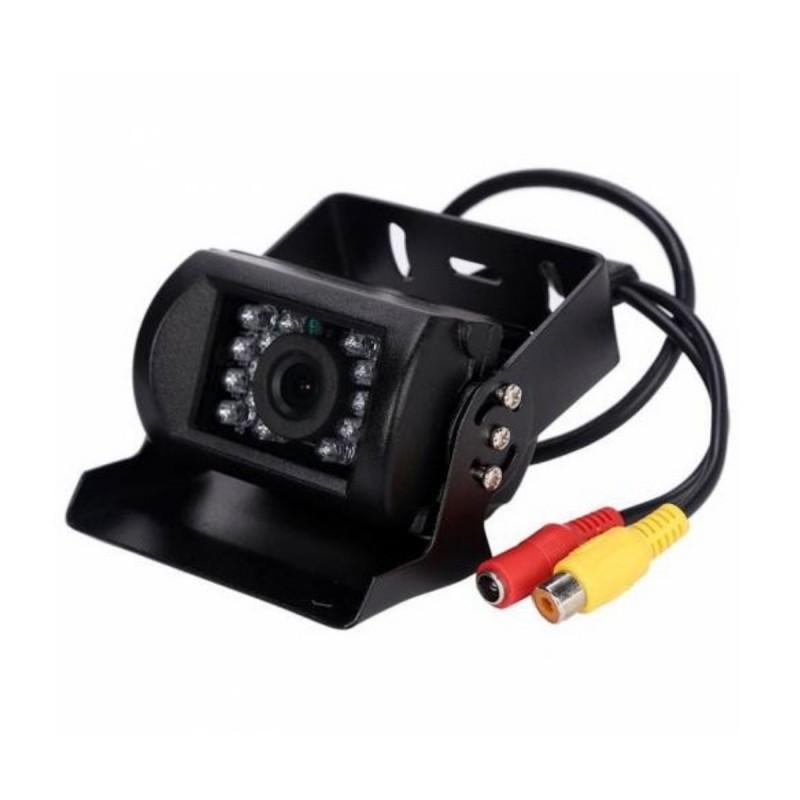 Έγχρωμη κάμερα οπισθοπορείας αυτοκινήτου αδιάβροχη 170° OEM Parking ee3207