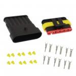 Αδιάβροχος σύνδεσμος καλωδίων IP65 6 pins OEM