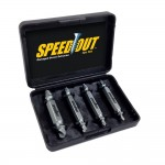 Σετ εξωλκέων χαλασμένων βιδών 4τμχ. Speed out OEM Έξυπνα εργαλεία ee1976