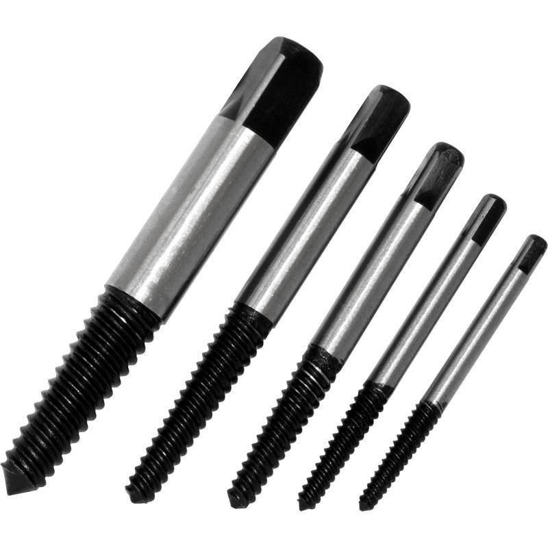 Σετ εξωλκέων χαλασμένων βιδών 5 τεμ. 003399 Έξυπνα εργαλεία ee3995