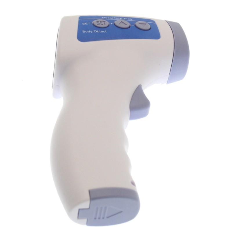 Ψηφιακό θερμόμετρο υπέρυθρωνμετώπου χωρίς επαφήRAK-FI03 OEM