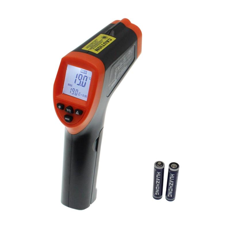 Laser ψηφιακό θερμόμετρο υπερύθρων -50℃ έως 550℃ Q-A01 Andowl OEM