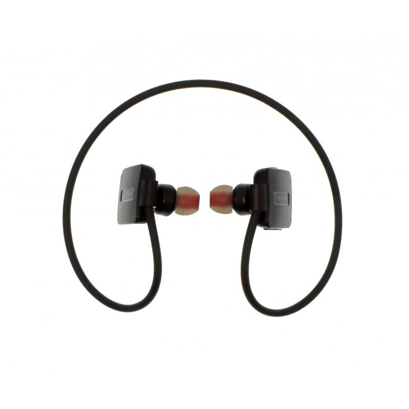 Αθλητικά αδιάβροχα ακουστικά Bluetooth μαύρα A848BL AWEI Ακουστικά ee3838