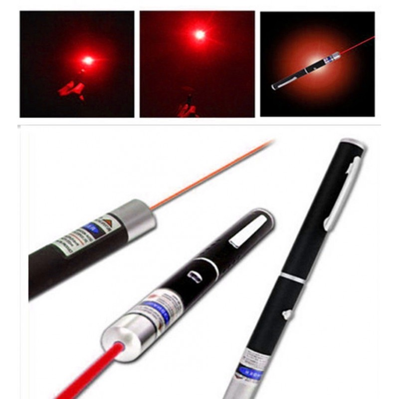 Laser Pointer 5mW κόκκινο OEM Laser ee2312